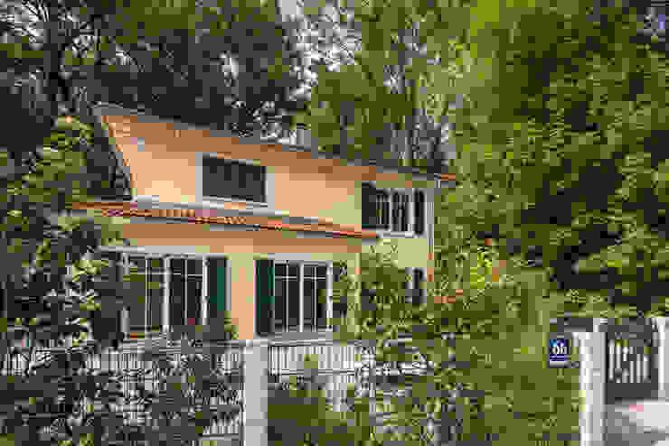 wir leben haus - Bauunternehmen in Bayern Villas