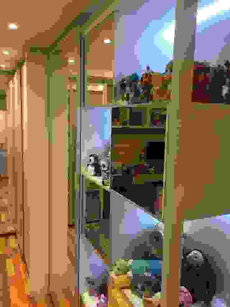 ADL Projetos Sob Medida Dormitorios infantiles Almacenamiento Tablero DM Acabado en madera