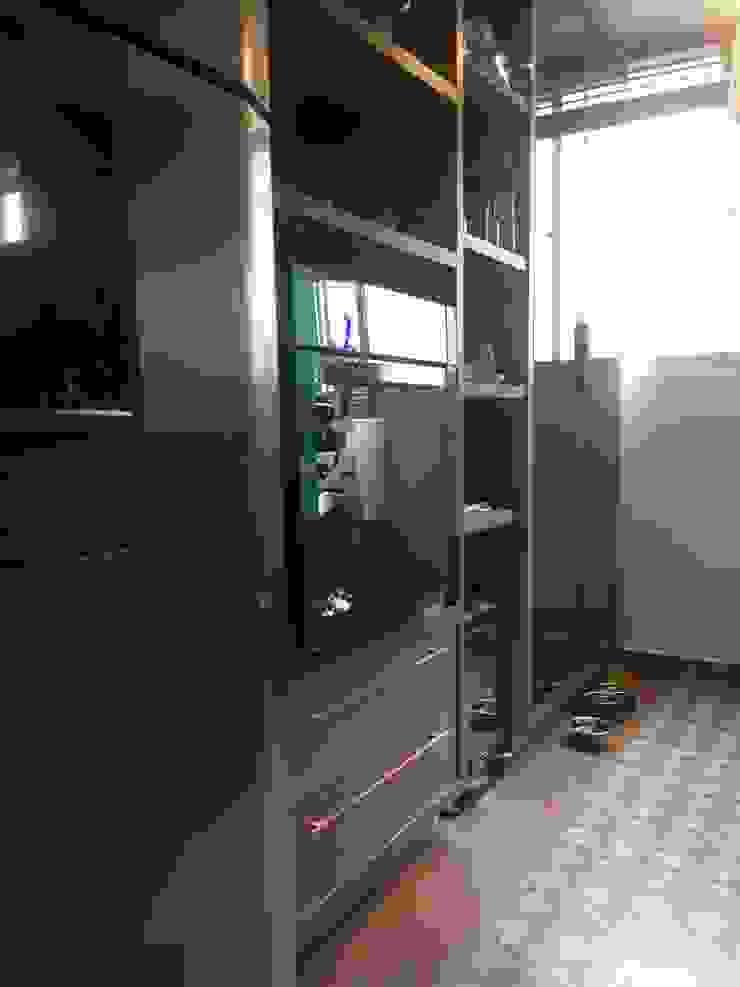 ADL Projetos Sob Medida Salas/RecibidoresMuebles para televisión y equipos Madera Acabado en madera