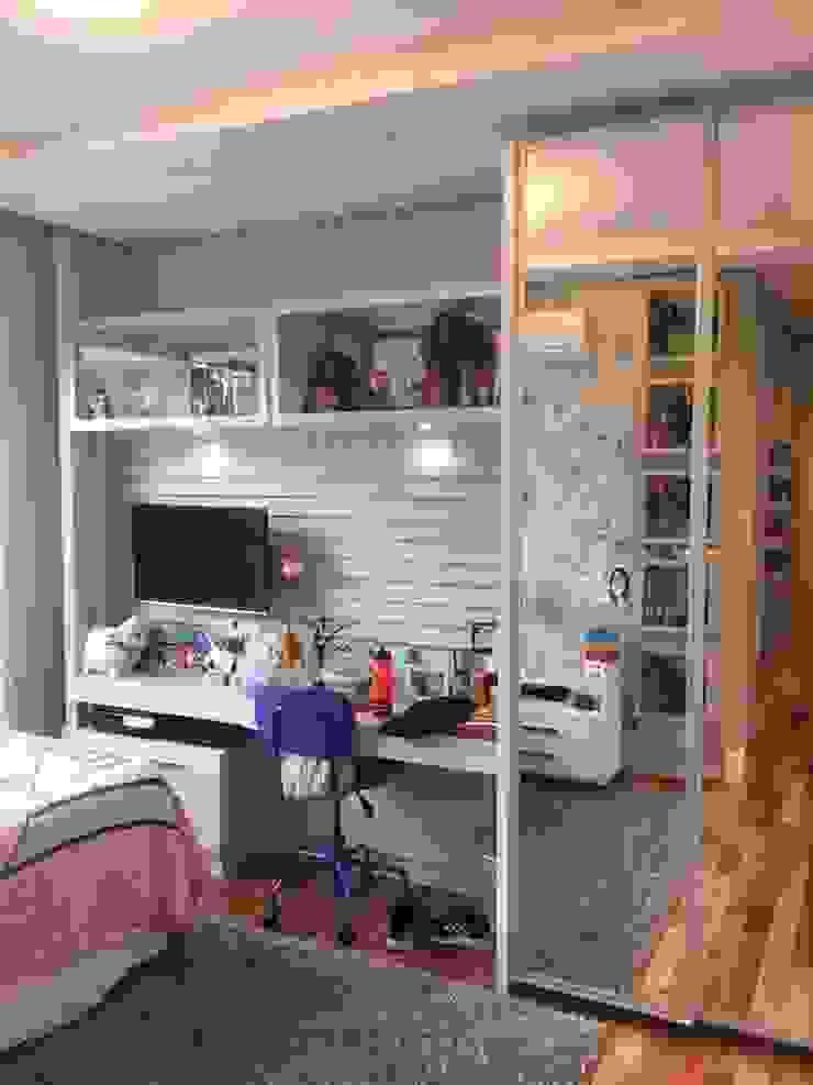 ADL Projetos Sob Medida Nursery/kid's roomAccessories & decoration MDF Wood effect