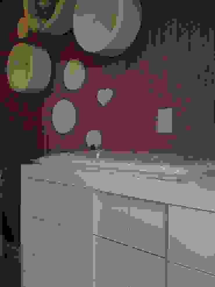 ADL Projetos Sob Medida Nursery/kid's roomWardrobes & closets MDF Wood effect