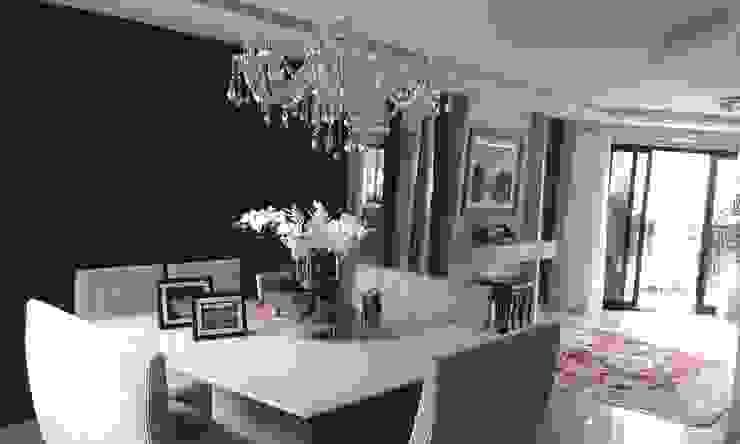 ADL Projetos Sob Medida ComedorAccesorios y decoración Tablero DM Acabado en madera