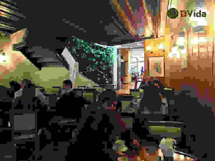 Jardín vertical al interior de tu negocio o edificio de DVida Jardines verticales Clásico