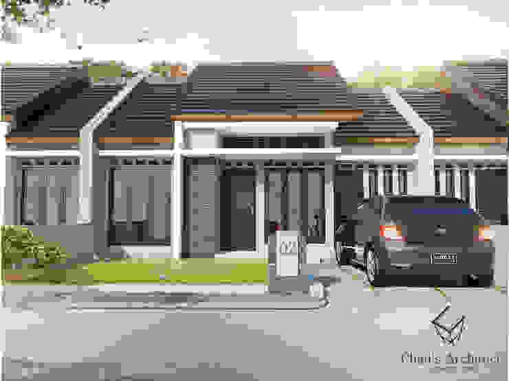 Mrs.Emilia's House Rumah Tropis Oleh Chans Architect Tropis