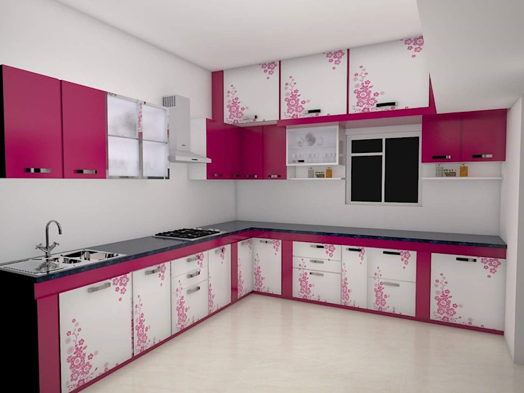 9 Kitchen Ideas By Professionals In Hyderabad Homify