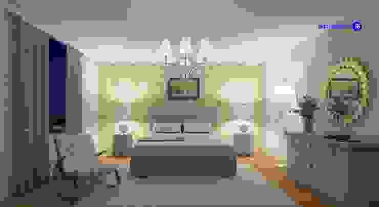 Bedroom Classic style bedroom by 'Design studio S-8' Classic