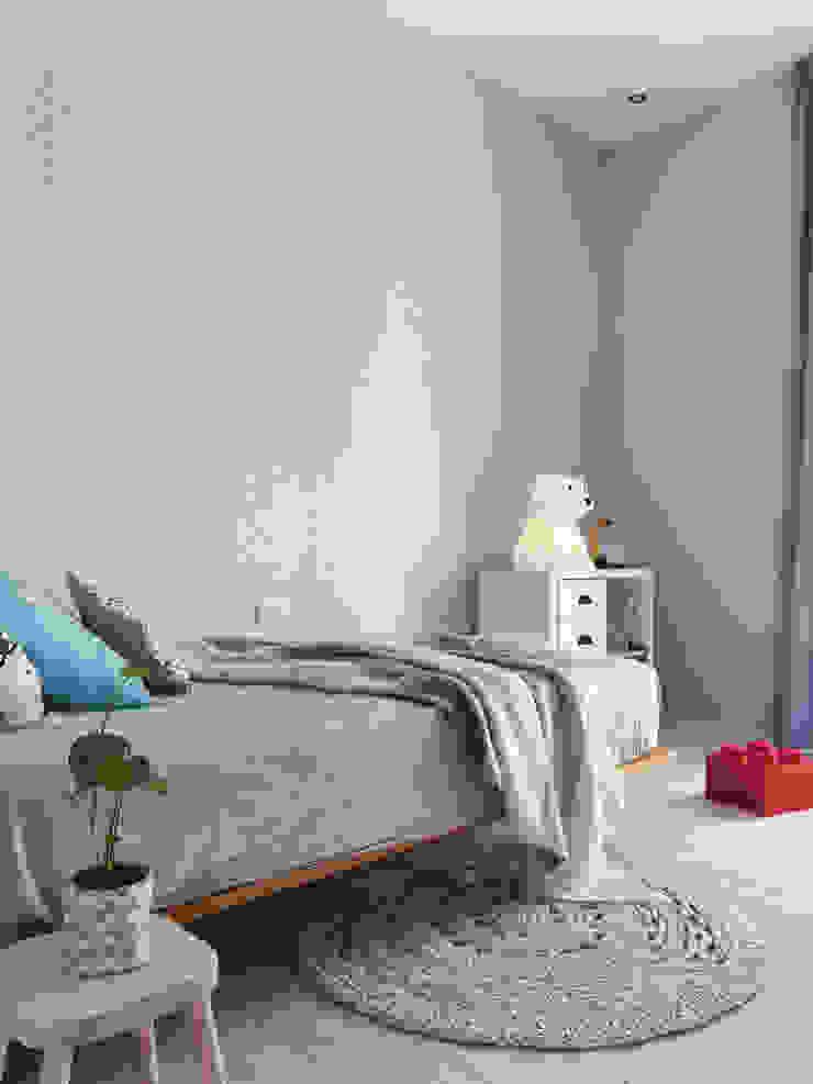 木星上的北歐幻想 根據 賀澤室內設計 HOZO_interior_design 北歐風