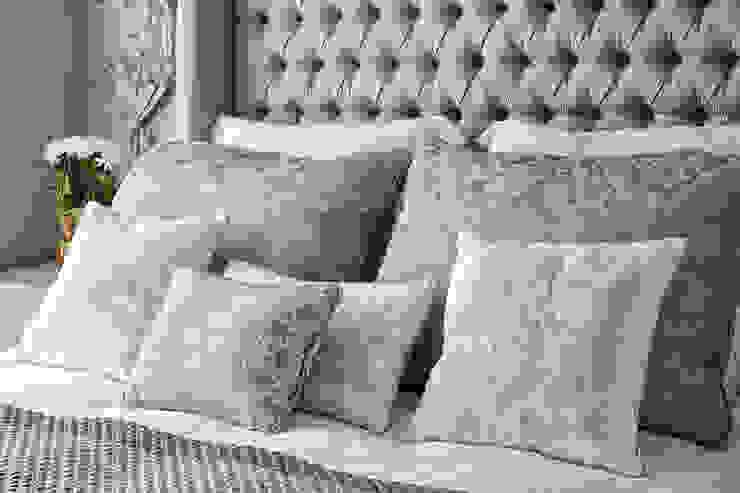 Contemporary bedroom detail: modern  by S. T. Unicom Pvt. Ltd. ,Modern