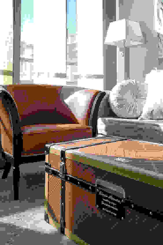 Contemporary living room details: modern  by S. T. Unicom Pvt. Ltd. ,Modern