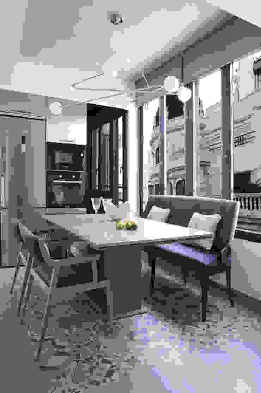 Contemporary kitchen: modern  by S. T. Unicom Pvt. Ltd. ,Modern