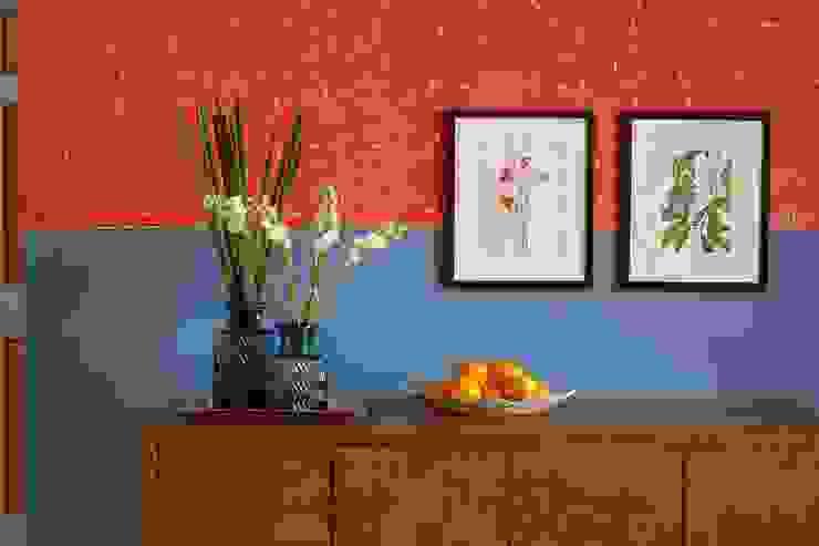 Papersky Studio Sala da pranzo in stile rustico