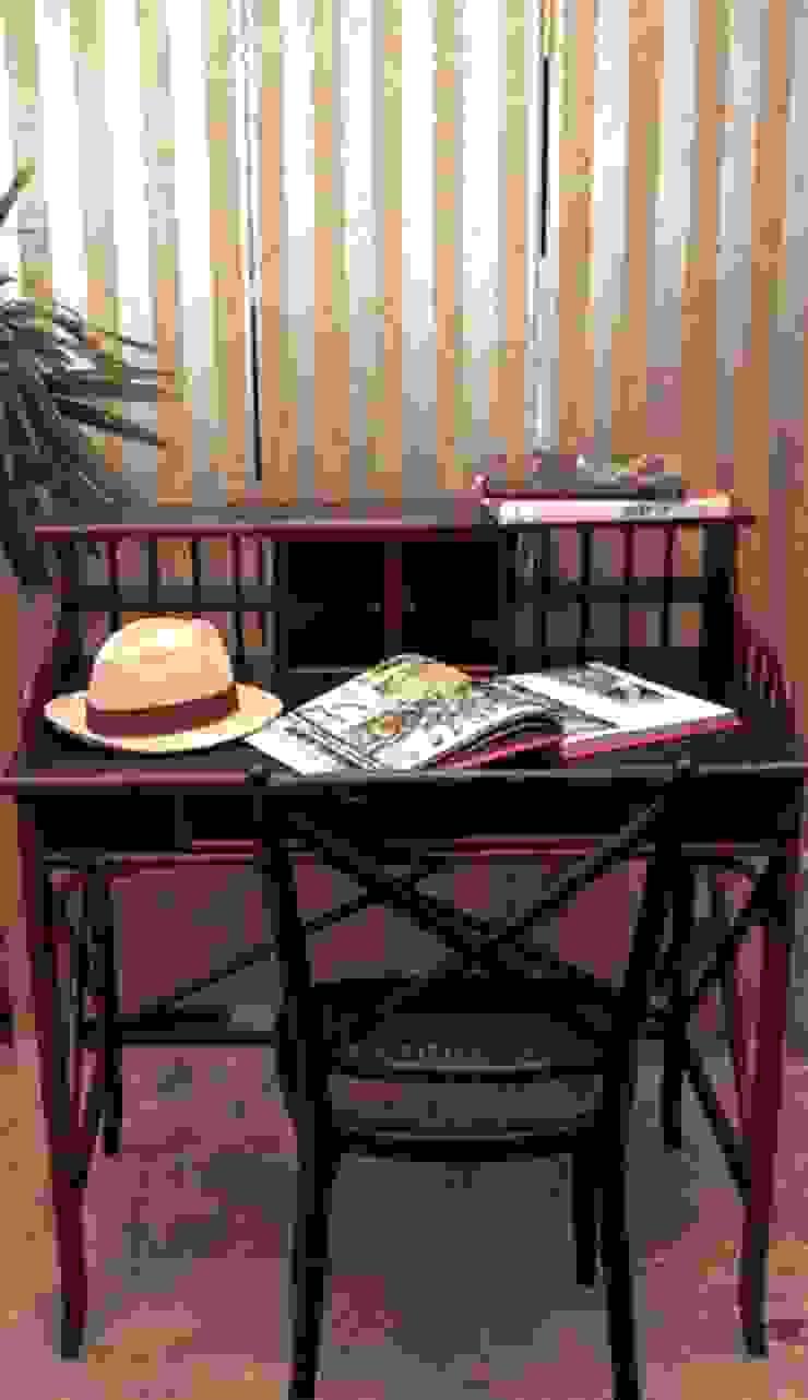 Papersky Studio Bureau tropical