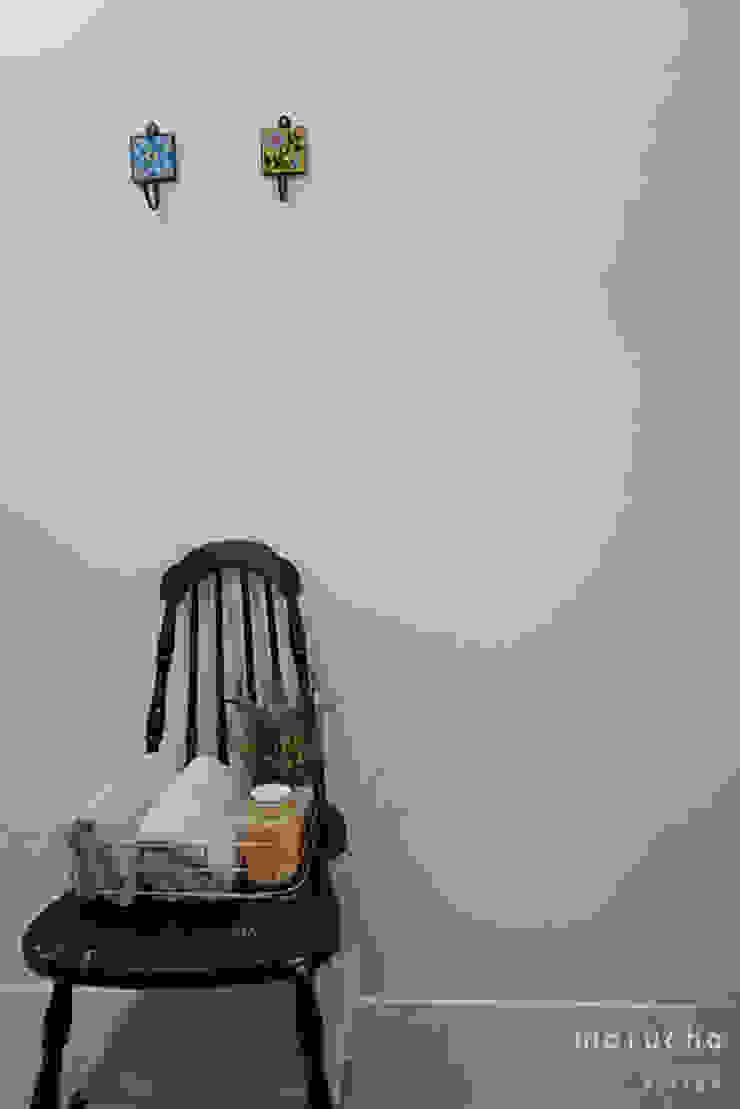 강릉한옥: 모루초디자인의 현대 ,모던