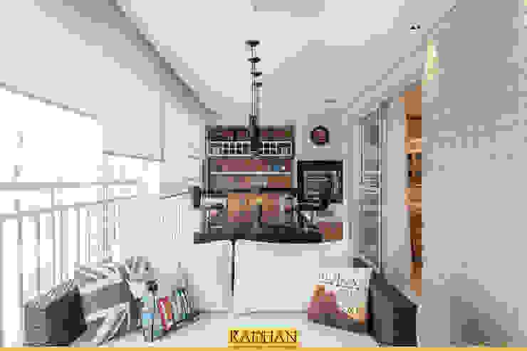 Patios & Decks by Raduan Arquitetura e Interiores, Modern