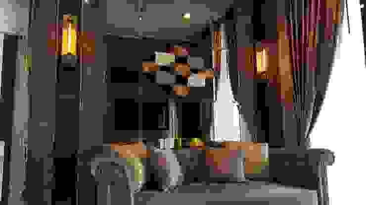 The Capital Condo by KPN โดย IDG interior decoration studio Co.,Ltd.