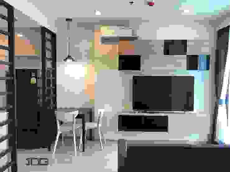 IDEO สามย่าน โดย IDG interior decoration studio Co.,Ltd.