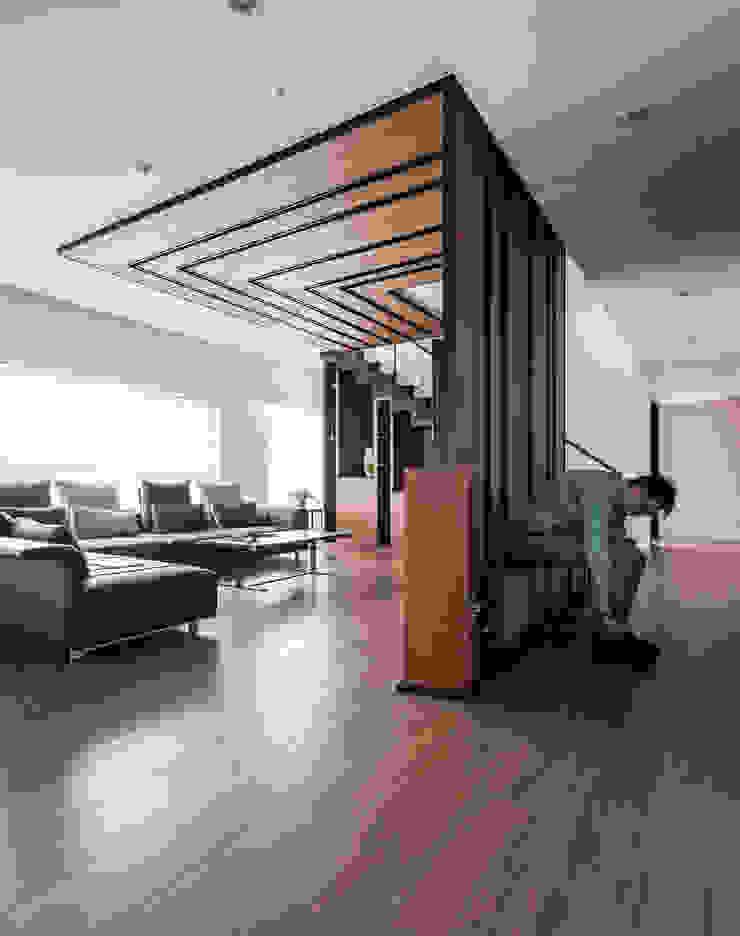 凌雲景觀樓中樓 根據 紫硯空間設計 現代風