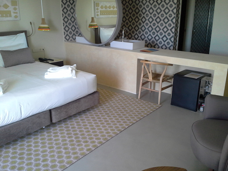 Richimi Factory Modern hotels