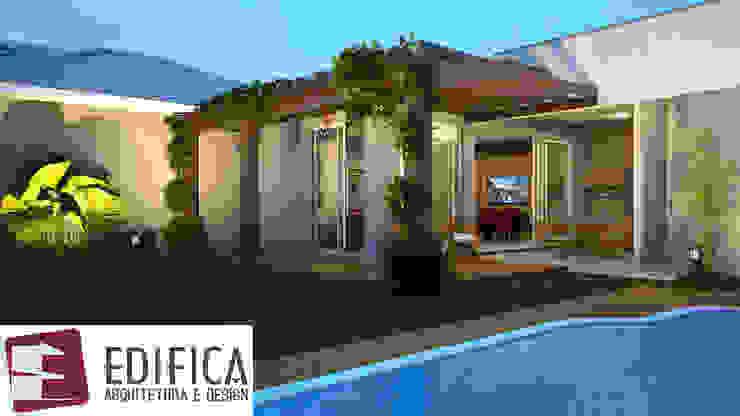 by Edifica Arquitetura e Design Rustic