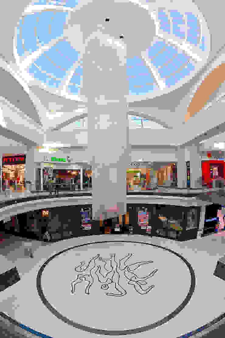 Cresta Shopping Mall Revamp by Spegash Interiors