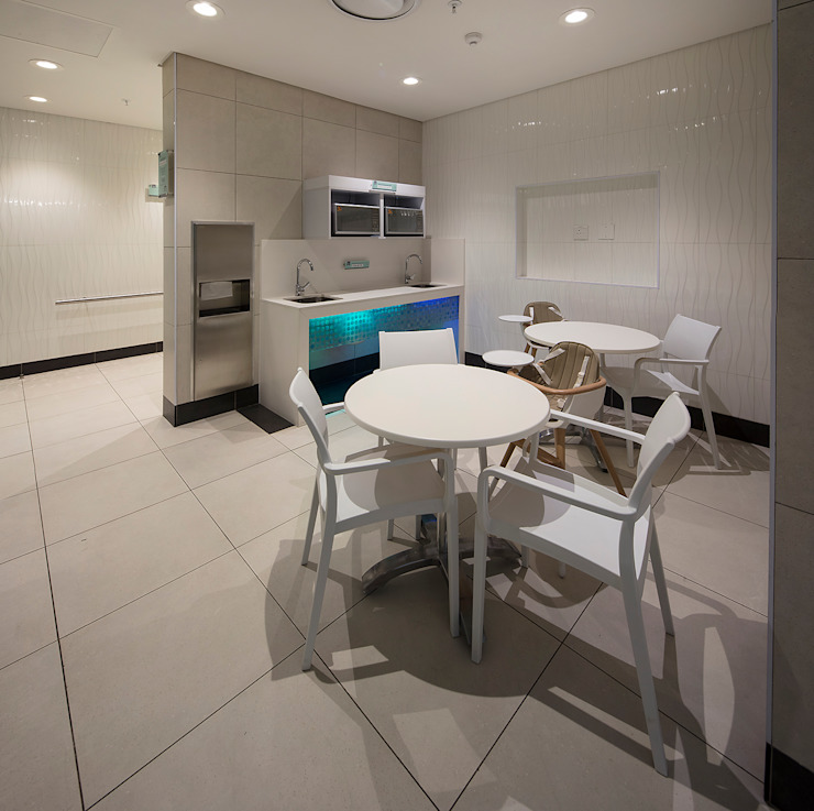 Cresta Shopping Mall Baby Facilities by Spegash Interiors Modern