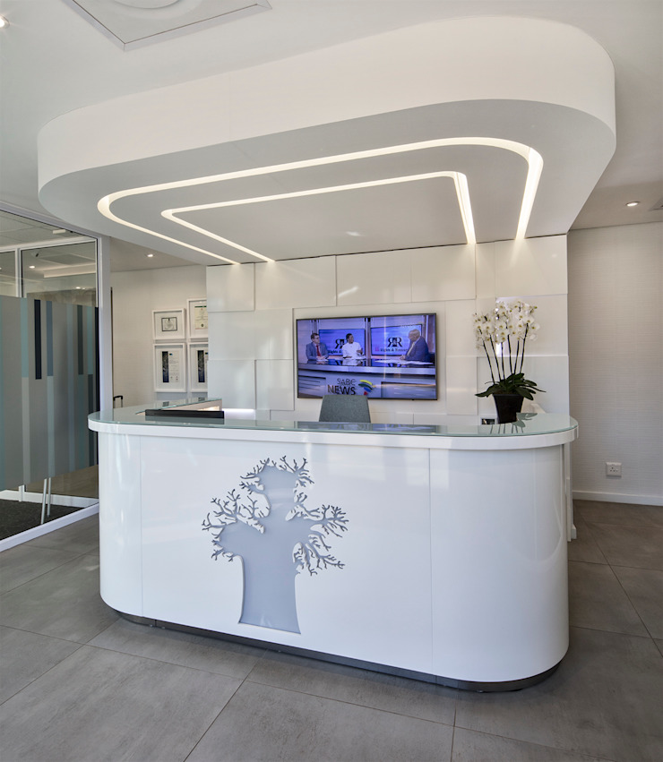 Pareto Offices by Spegash Interiors Modern
