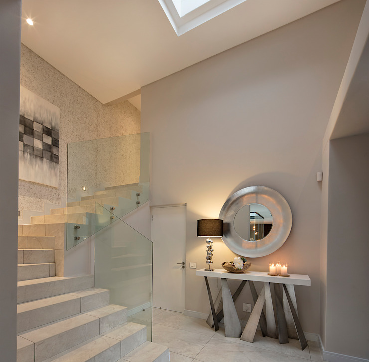 Stairs by Spegash Interiors, Modern