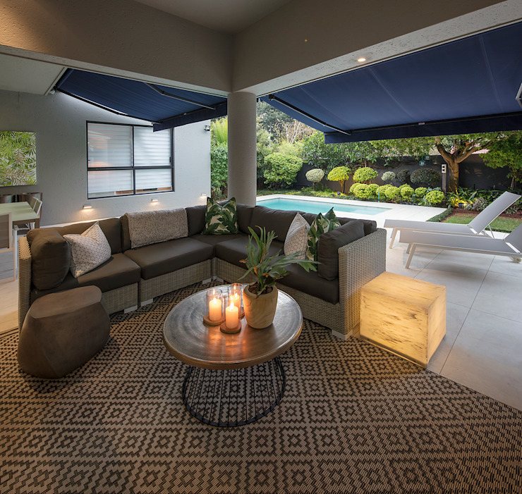 :  Patios by Spegash Interiors, Modern