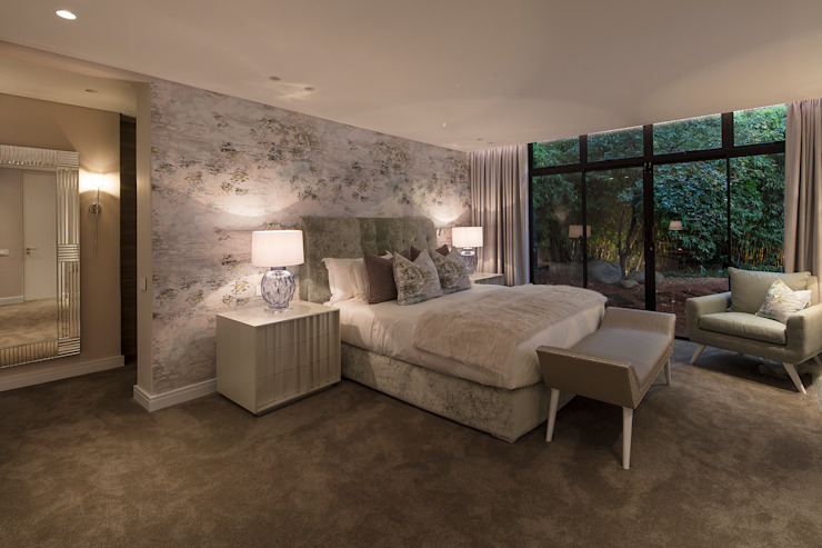 Modern style bedroom by Spegash Interiors Modern