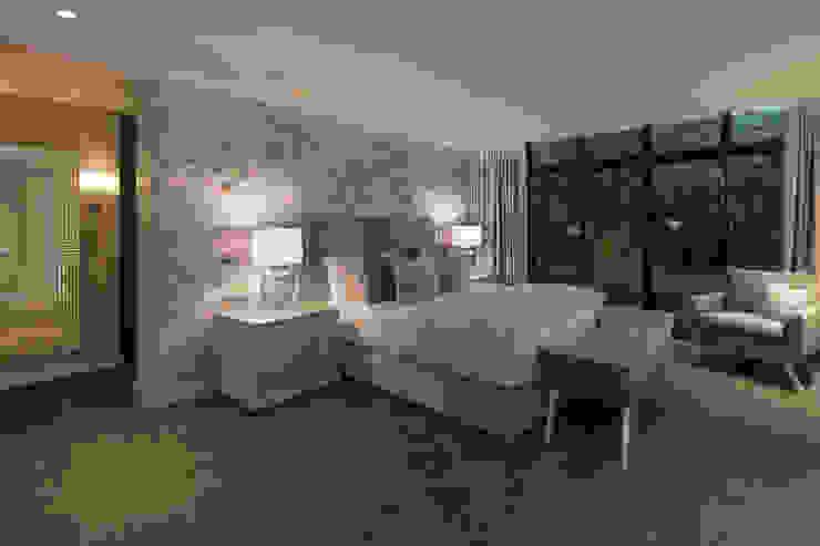 House Cunningham Spegash Interiors Modern Bedroom