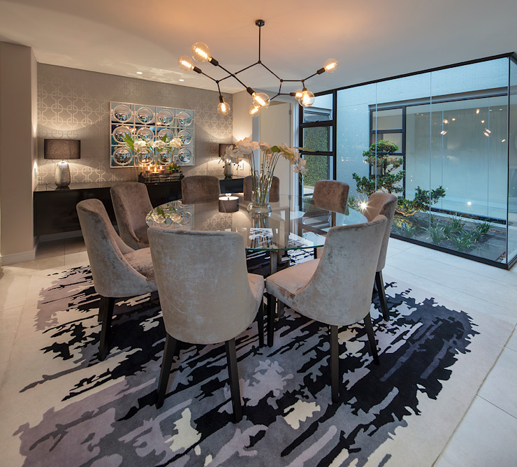 Modern dining room by Spegash Interiors Modern