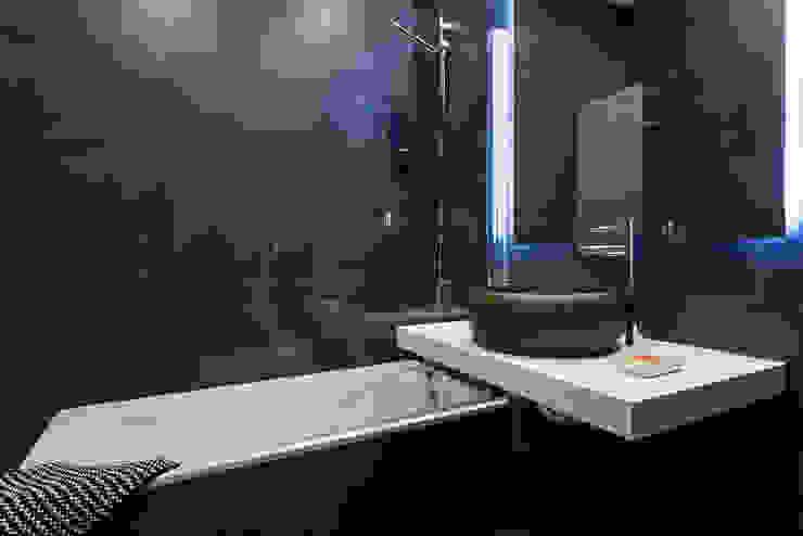 Baños modernos de MP Architecture & Interior Design Moderno