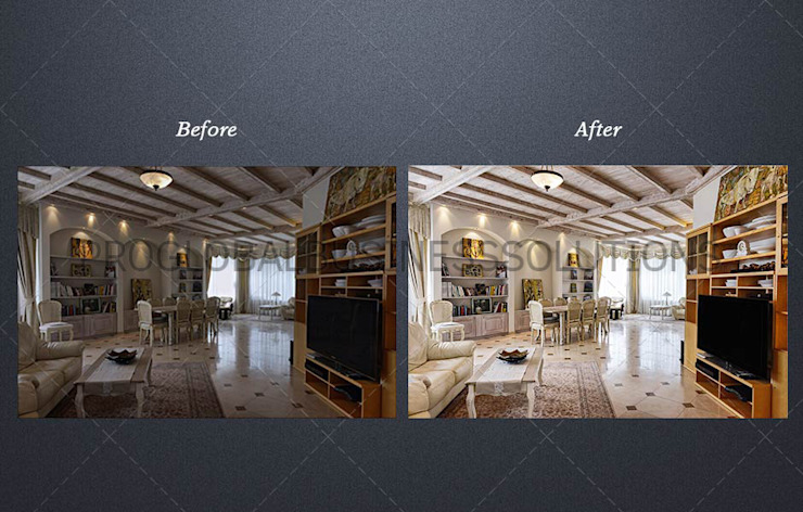 Real estate photo editing by Proglobalbusinesssolutions