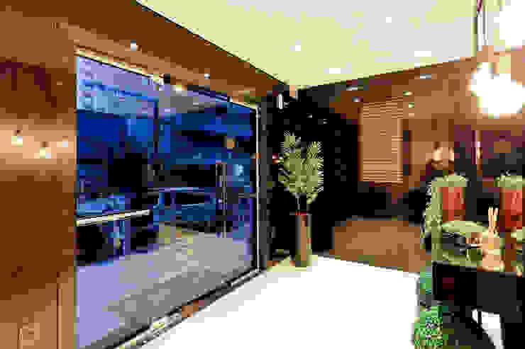 Studio Diego Duracenski Interiores Koridor & Tangga Modern