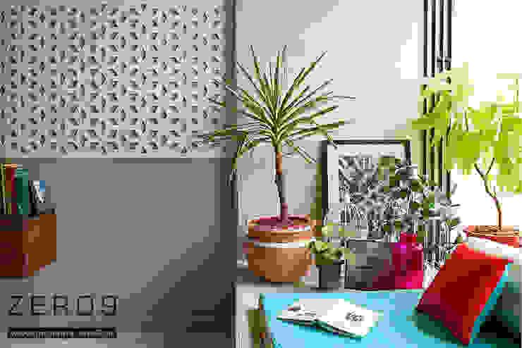 window seat Modern style bedroom by ZERO9 Modern Plastic
