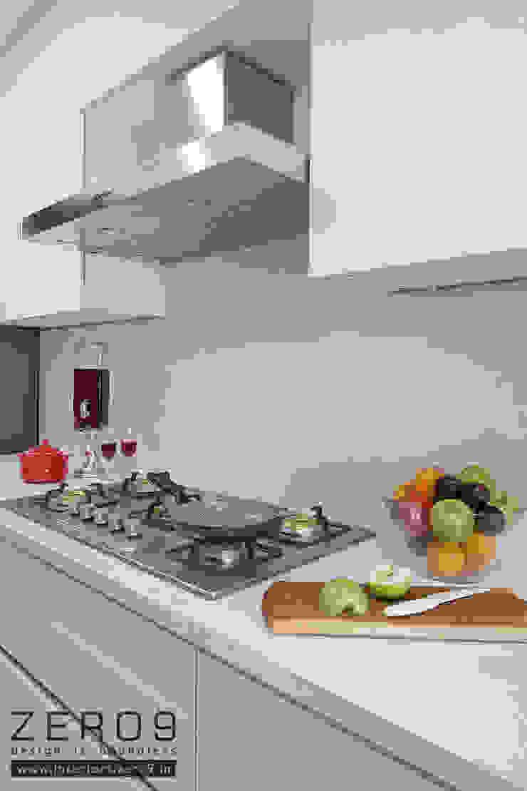 kitchen by ZERO9 Modern Stone