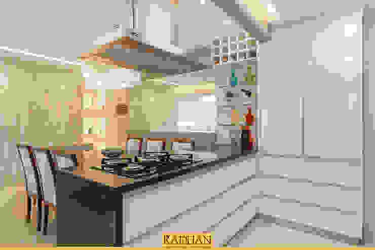 Cozinha Americana por Raduan Arquitetura e Interiores Moderno