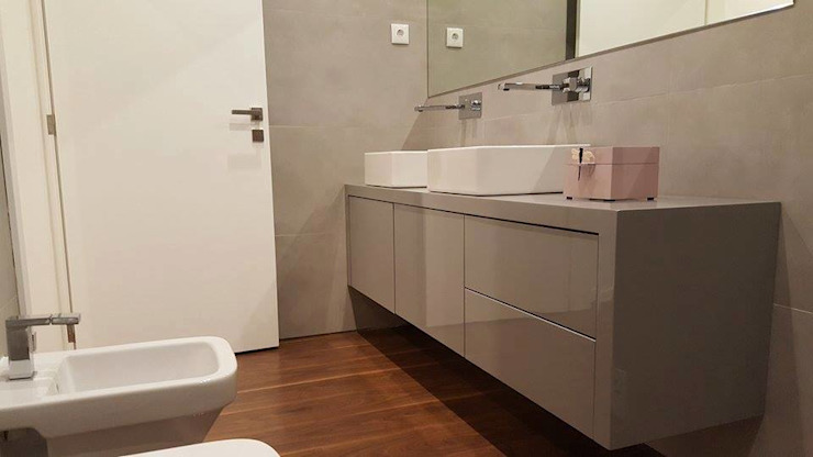 ROSA PURA HOME STORE Ванна кімната Фанера Білий