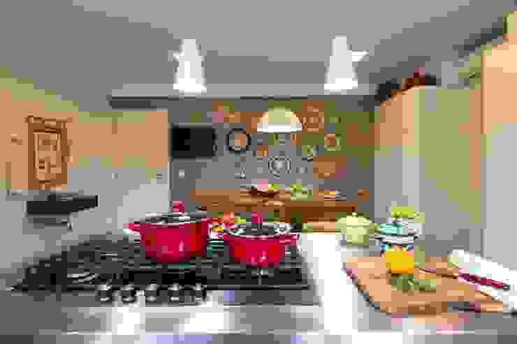 IZI HOME Interiores KitchenLighting