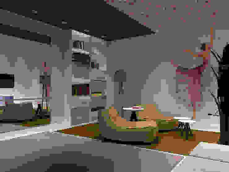 IZI HOME Interiores Girls Bedroom
