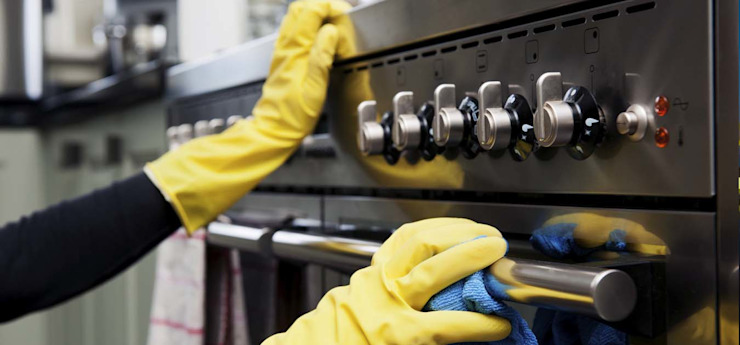 Appliance Cleaning โดย Cleaning Services Bangkok