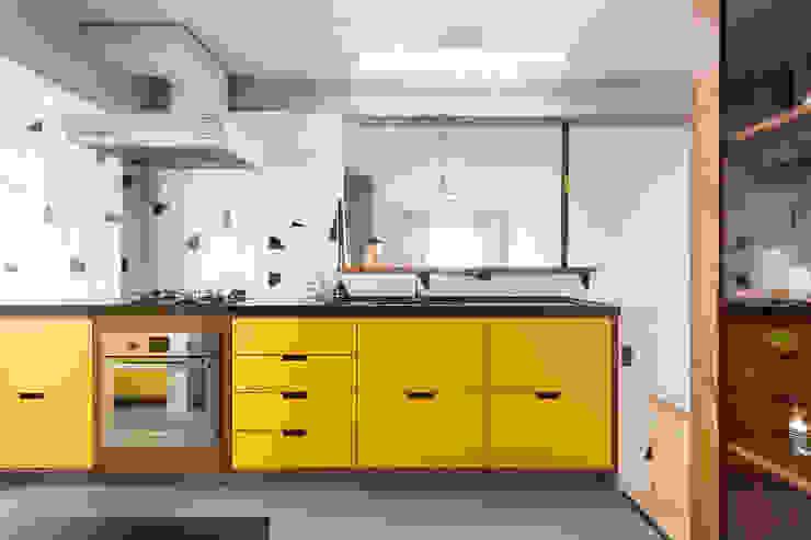 Estudio Piloti Arquitetura Kitchen units