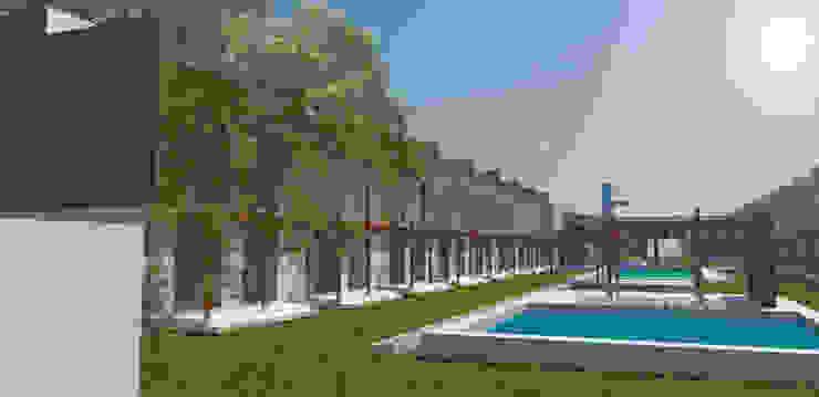 Master Plan - Ricaurte by Bustos + Quintero arquitectos Modern