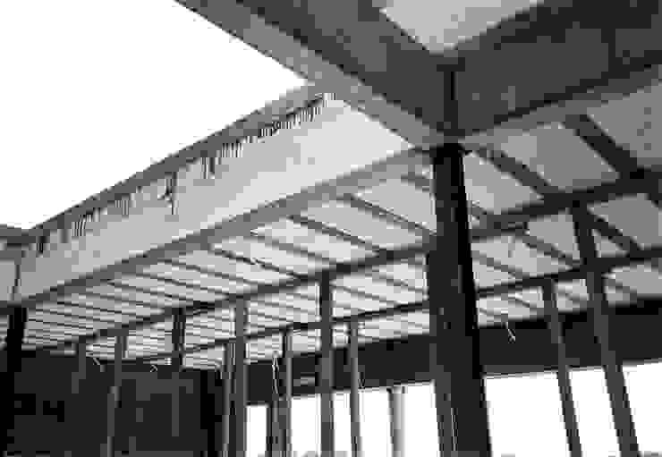KorteSa arquitectura Roof Concrete