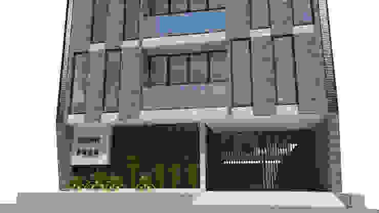 Edificio Claret by Bustos + Quintero arquitectos Modern