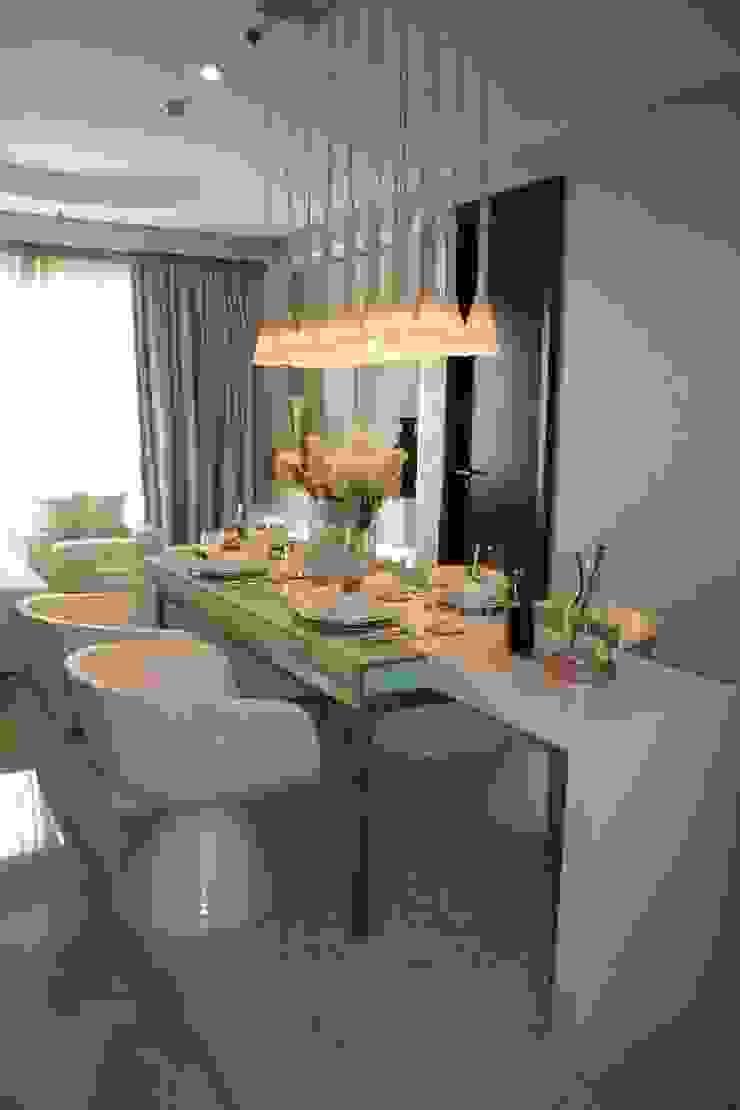 Kempinski 2008 Ruang Makan Modern Oleh Budi Setiawan Design Studio Modern
