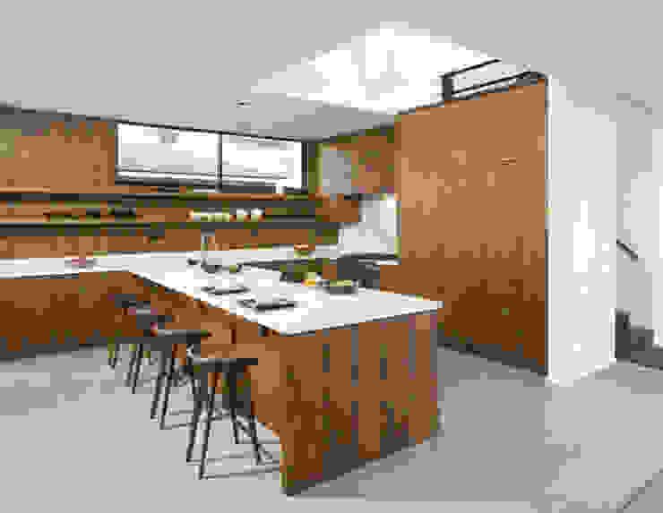 Bima Residence Dapur Gaya Skandinavia Oleh Budi Setiawan Design Studio Skandinavia