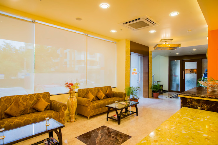 Waiting Lobby by Arch Point Modern