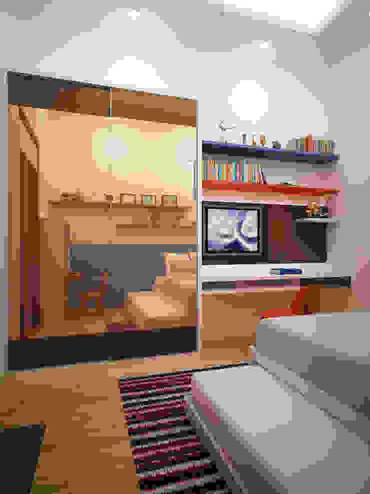 Boys Kamar Bayi/Anak Modern Oleh Budi Setiawan Design Studio Modern