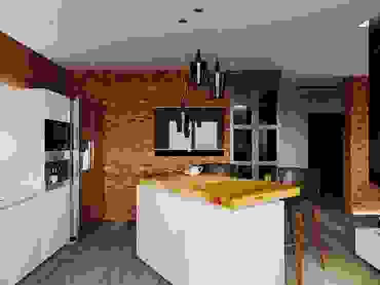 ДизайнМастер Modern Kitchen Brown